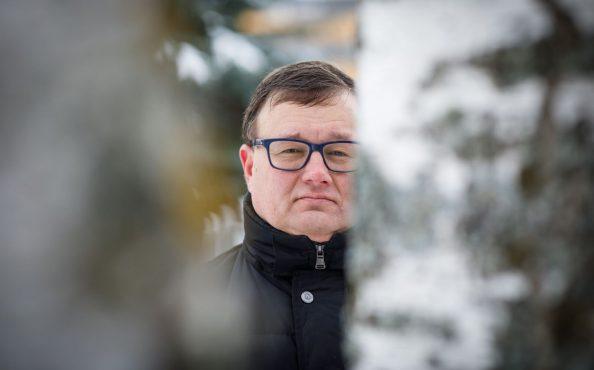 Tarmo Lääne tahab panna püsti Eesti esimese kindlustusühistu. Foto: Andras Kralla